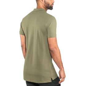 Fjällräven Övik Polo Shirt Men tarmac